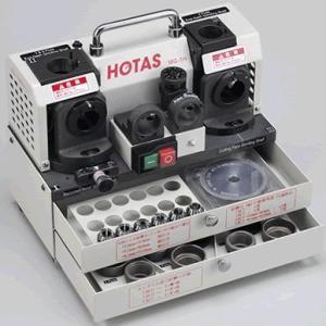 ホータス (HOTAS) MG-1H 卓上型エンドミル研磨機 ハイス用 (CBN砥石附属) dendouki