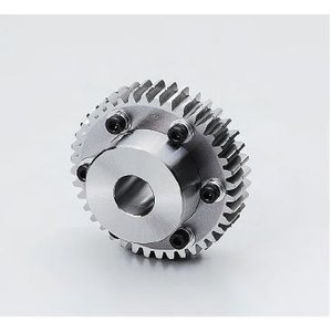 協育歯車工業 コントロールバックラッシギヤ ASG1.5S40B-1515 dendouki