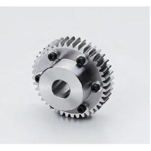 協育歯車工業 コントロールバックラッシギヤ ASG1S100B-1012 dendouki