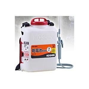 工進 DK-7D 乾電池式噴霧器 消毒名人 dendouki