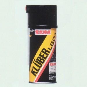NOKクリューバー KLUBER L601 フッ素系潤滑・電気接点用オイル 150ml|dendouki