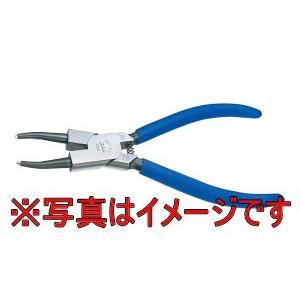 ツノダ TSUNODA SIS-230P スナップリングプライヤー穴用直|dendouki