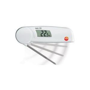 テストー testo103 折りたたみ式温度計 (型番 0560 0103) dendouki