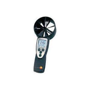 テストー testo417 コンパクトクラス φ100mmベーン式風速計 (型番 0560 4170) dendouki