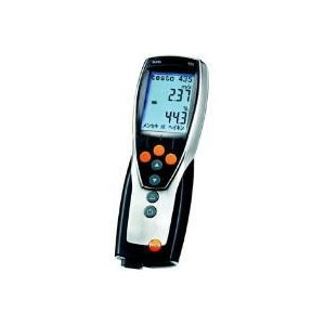 テストー testo435-3 プロフェッショナルクラス マルチ環境計測器 (型番 0560 4353) dendouki