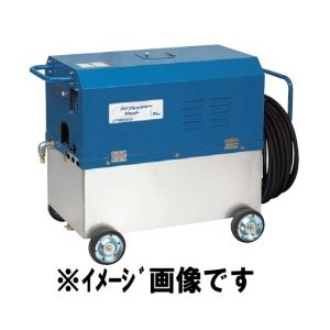 ツルミポンプ (鶴見製作所) HPJ-550TW3 高圧洗浄用ジェットポンプ タンク付き・高所揚水タイプ|dendouki