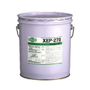 日本ユニバイト エコルーブ XEP-270-16 グリース 16kg入ペール缶|dendouki