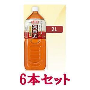【カルピス】健茶王 スッキリ烏龍茶  2L×6本|denergy