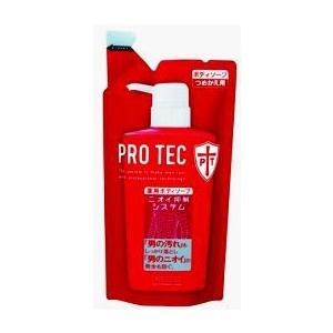 プロテク 【PRO TEC】 デオドラントソープ 【つめかえ】 330ml 【MD】