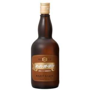 【スーパーオータカ】  スーパーオータカは「漢方薬」や「薬用酒」の類ではありません。 ただの栄養強化...