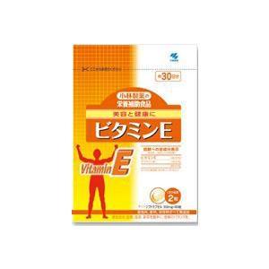 小林製薬の栄養補助食品 ビタミンE 60粒(約30日分)|denergy