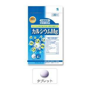 小林製薬の栄養補助食品 カルシウムMg 120粒(約30日分)|denergy