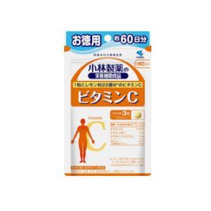 小林製薬 ビタミンC 徳用 180粒(60日分)|denergy