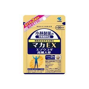 小林製薬の栄養補助食品 マカEX 60粒 (約30日分)...