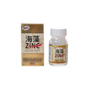 【阪本漢法製薬】 海藻ZINC(ジンク) 33粒|denergy