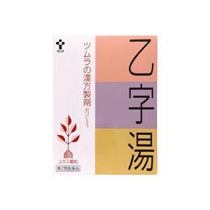 【第2類医薬品】ツムラの漢方 乙字湯(おつじとう) エキス顆粒 24包