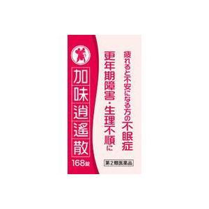 【第2類医薬品】小太郎 加味逍遥散エキス錠N (カミショウヨウサン) 「コタロー」 168錠