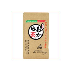 【サンギ】  おから茶  ティーバッグ 5包|denergy