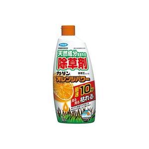 【お取り寄せ商品】【フマキラー】オレンジパワー 1L(天然成分除草剤)|denergy