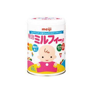 【Meiji】 明治ミルフィー 850g 缶 【粉ミルク】【無乳糖ミルク】