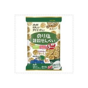 【アサヒフードアンドヘルスケア】リセットボディ ダイエットケア 雑穀せんべい 88g<のり塩味>|denergy