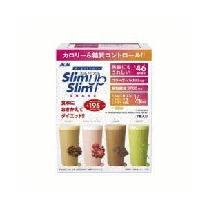 【アサヒグループ食品】スリムアップスリムシェイク 7食分