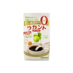 【サラヤ】ラカント ホワイト 3g×60本