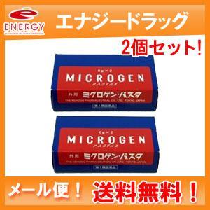 2個セット! 啓芳堂製薬 ミクロゲンパスタ 12g (6g×2) × 2個 発毛促進育毛剤 第1類医...