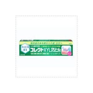 【塩野義・シオノギ】 コレクトXYLクリーム 42g <入れ歯安定剤> denergy