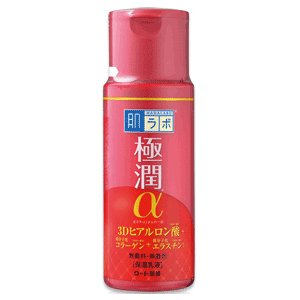 【ロート製薬】 肌ラボ 極潤α (ごくじゅんアルファ) ハリ乳液 140ml 本体【肌研】
