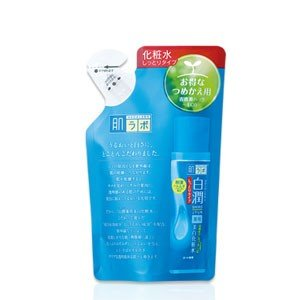 【ロート製薬】肌研(ハダラボ) 白潤 薬用 美白化粧水 しっとりタイプ つめかえ用 170ml
