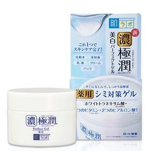 【ロート製薬】肌研(ハダラボ)極潤 美白 パーフェクトゲル 100g