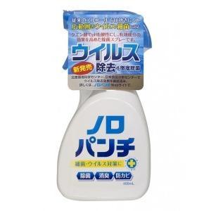 ノロパンチ 400ml 本体【健栄製薬】 denergy