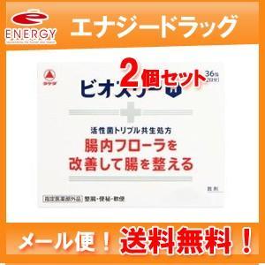 【指定医薬部外品】【メール便送料無料2個セット】ビオスリーH 36包×2【tkg】
