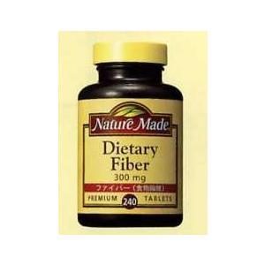 ネイチャーメイド DietaryFiber ファイバー(食物繊維)  240粒
