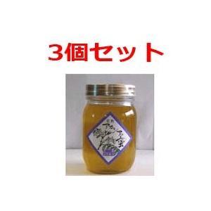 【有限会社 ハニー松本】 会津産はちみつ アカシアの蜜 200g 【3個セット】|denergy