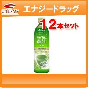【伊藤園】 毎日1杯の青汁無糖 900g×12本(1ケース)