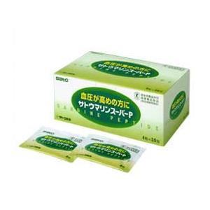 在庫限り! 佐藤製薬 サトウマリンスーパーP 4粒×30包 【特保】|denergy