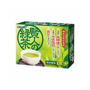 【オリヒロ】賢人の緑茶 (7g×30本)|denergy