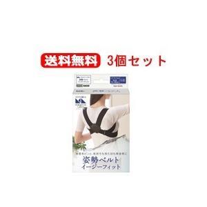 【送料無料】【中山式産業】Magico Labo  姿勢ベルト イージーフィット  L-LLサイズ(...