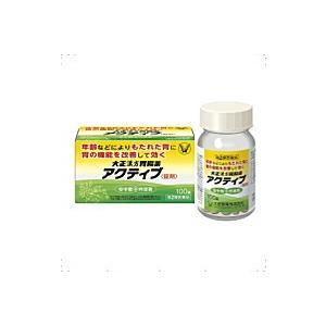 大正漢方胃腸薬アクティブ 錠剤 <100錠> 第2類医薬品|エナジードラッグPayPayモール店