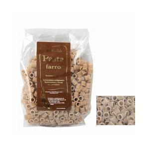 商品特徴  農薬や肥料を使用せずに栽培された自然栽培ファッロ小麦が原料のショートパスタです。 低温で...