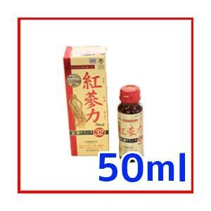 【高麗貿易ジャパン】紅参ドリンク 紅参力32 50ml(こうじんりょく)|denergy