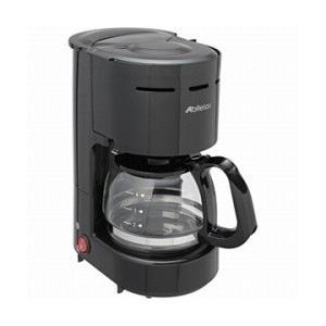 Abitelax コーヒーメーカー ブラック ACD-36(K) アビテラックス|デンキチWEB PayPayモール店