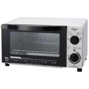 Abitelax オーブントースター 900W ホワイト AT980(W) アビテラックス|denkichiweb