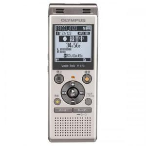 オリンパス OLYMPUS ICレコーダー Voice Trek(ボイストレック)  シャンパンゴールド V-873-GLD デンキチWEB PayPayモール店