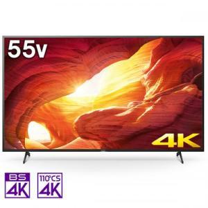 ソニー SONY  55V型4Kチューナー内蔵液晶テレビ KJ-55X8000H (宅配サイズ商品 ...