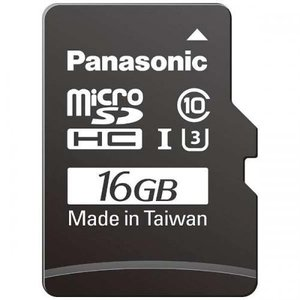 Panasonic UHS Speed Class3(Class10)対応microSDHC UHS-Iメモリカード 16GB RPSMGB16GJK パナソニック|denkichiweb