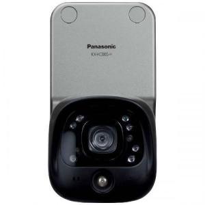 Panasonic 防犯カメラ スマ@ホーム 屋外バッテリーカメラ メタリックブロンズ KX-HC300S-H パナソニック|denkichiweb