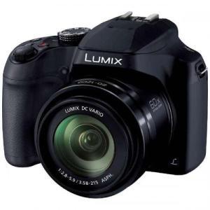 Panasonic デジタルカメラ LUMIX FZ85 光学ズーム60倍 ブラック DC-FZ85 パナソニック ルミックス|denkichiweb